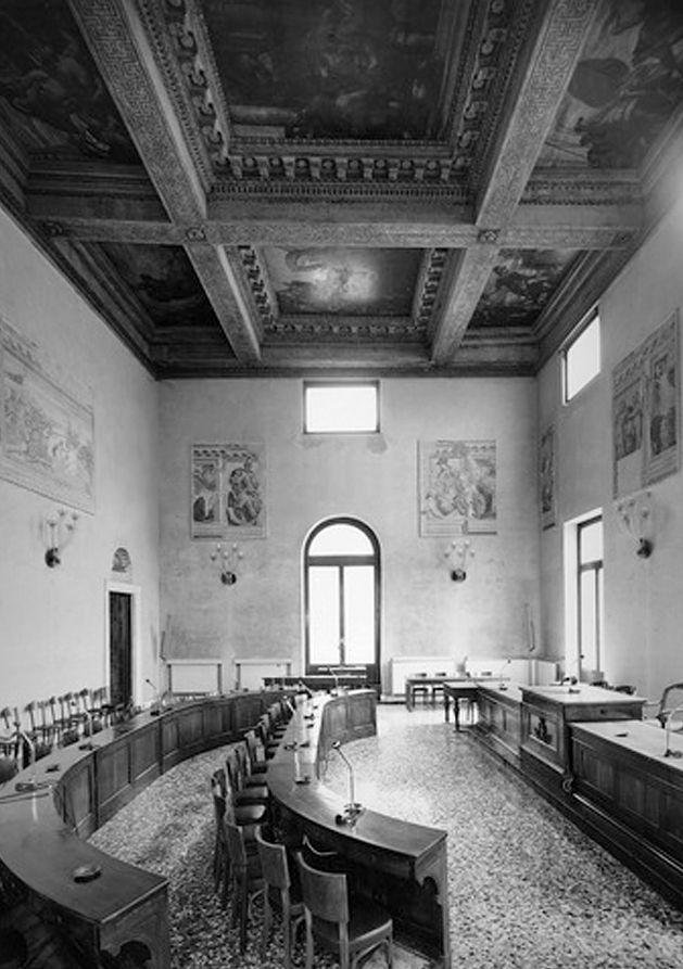 : 413. Andrea Palladio/// Palazzo del...