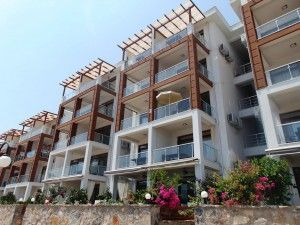 Bodrum Seafront Flats 16