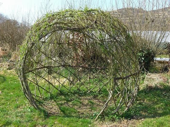 Ber ideen zu pavillon selber bauen auf pinterest - Gartenpflanzen straucher ...