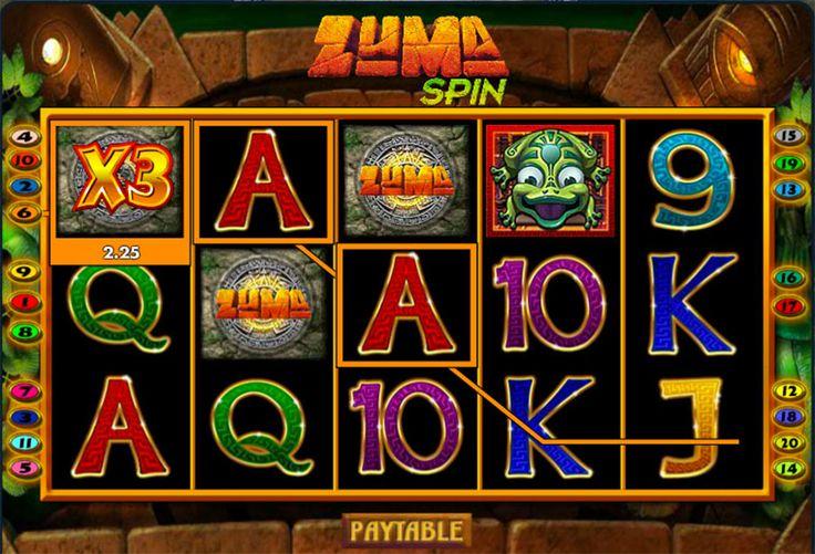 how to play zuma casino game