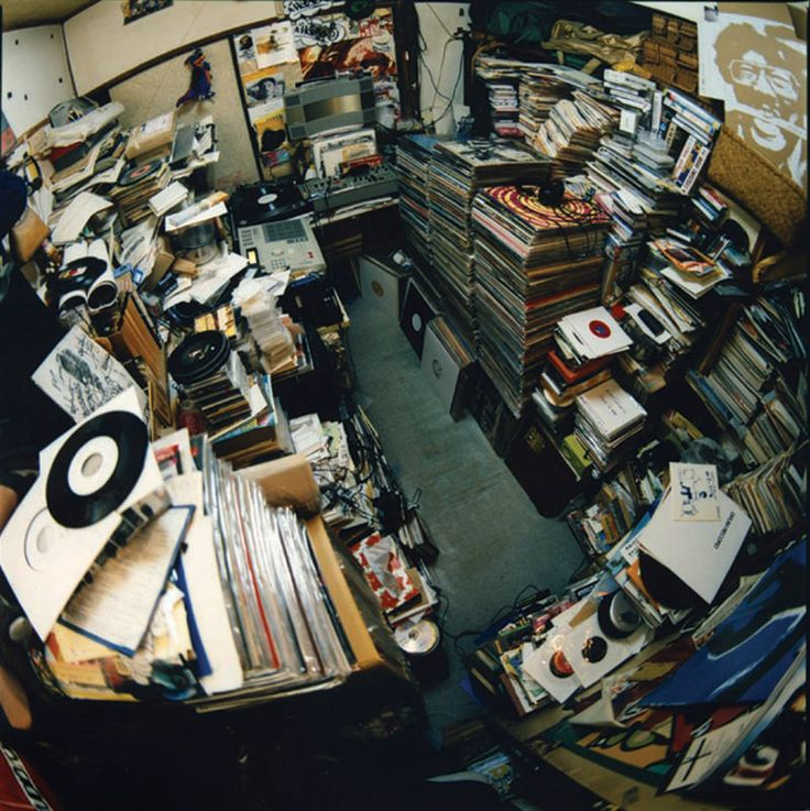Record collection + MPC