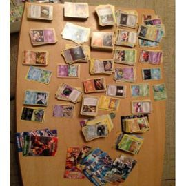 Gros Lot De Cartes Pokémon