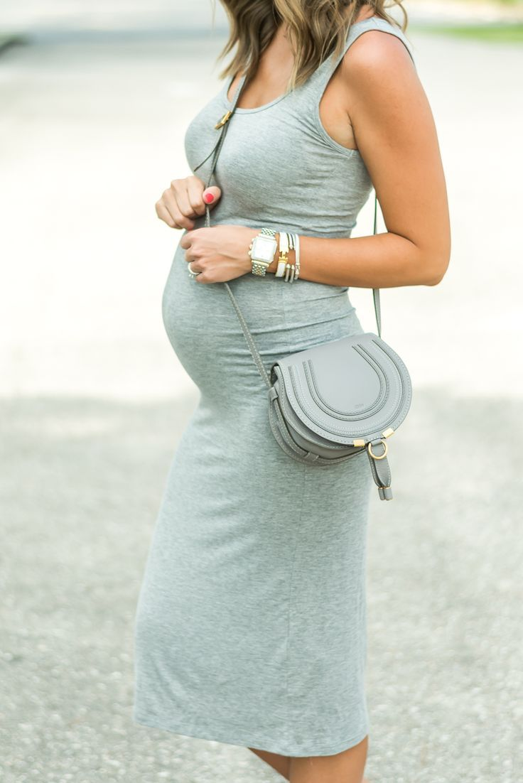 An easy, casual tank dress to throw on and go...