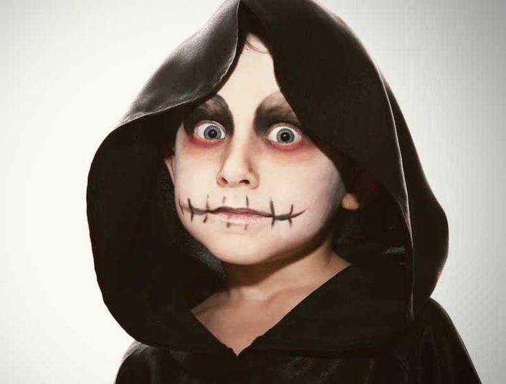 Comment maquiller ses enfants pour Halloween ?