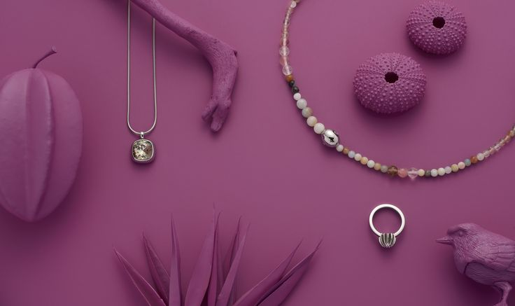 MAGNETIC JEWELLERY SPRING / SUMMER 2016