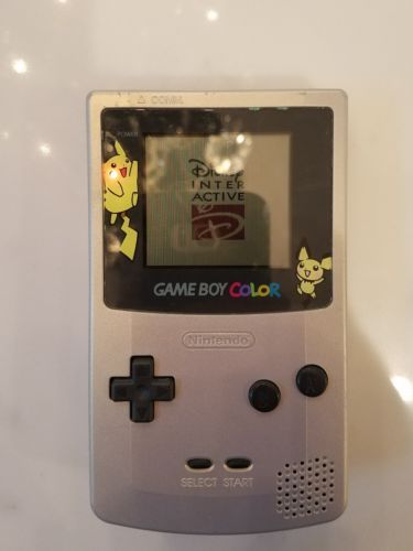 Nintendo Gameboy Color - Pokemon Pikachu Special Edition!: $69.99 End Date: Monday Oct-2-2017 5:02:46 PDT Buy It Now for only: $69.99 Buy…