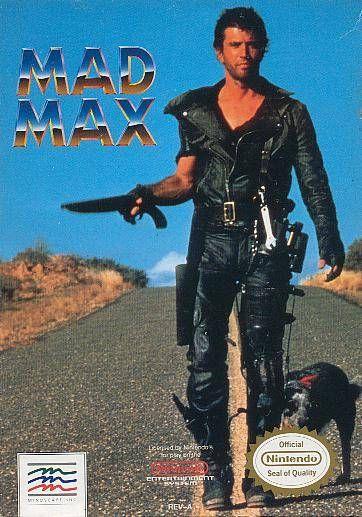 Mad Max (Mindscape), NES