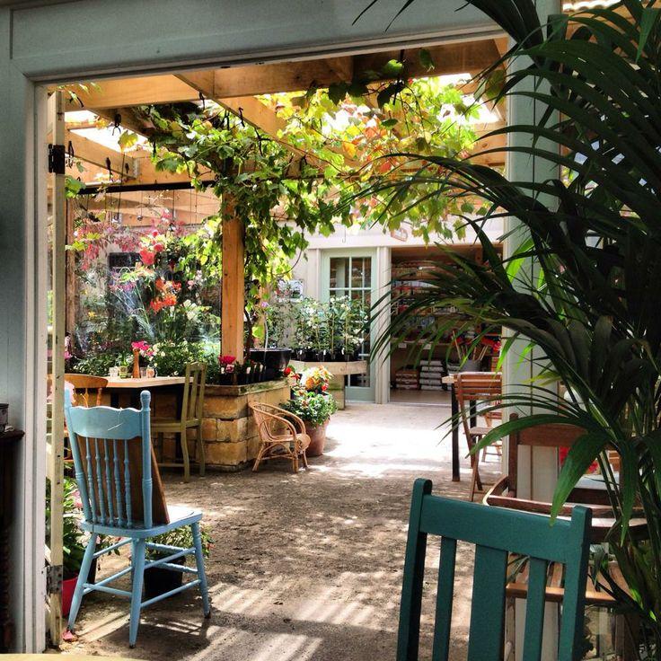 McGains Cafe & Nursery Anglesea, Vic