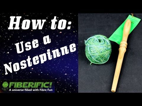 how to use a nostepinne video