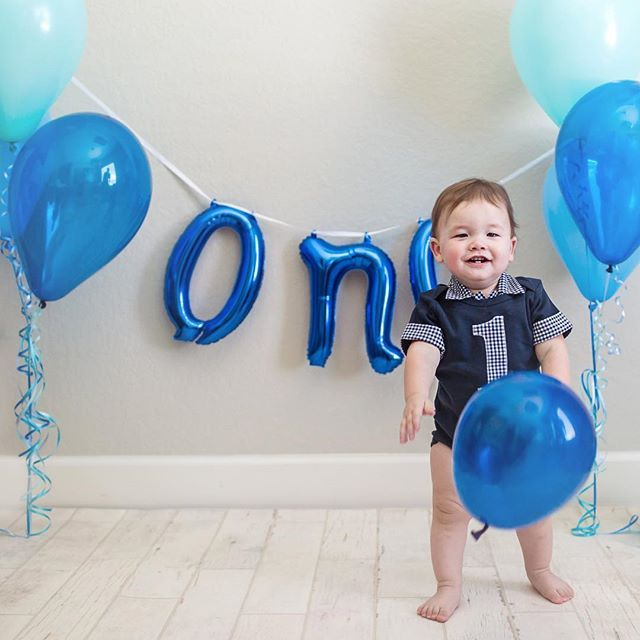 70 Best Baby Boy First Birthday Photoshoot Images On