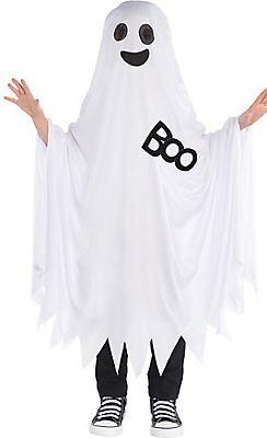Child Boo Ghost Costume