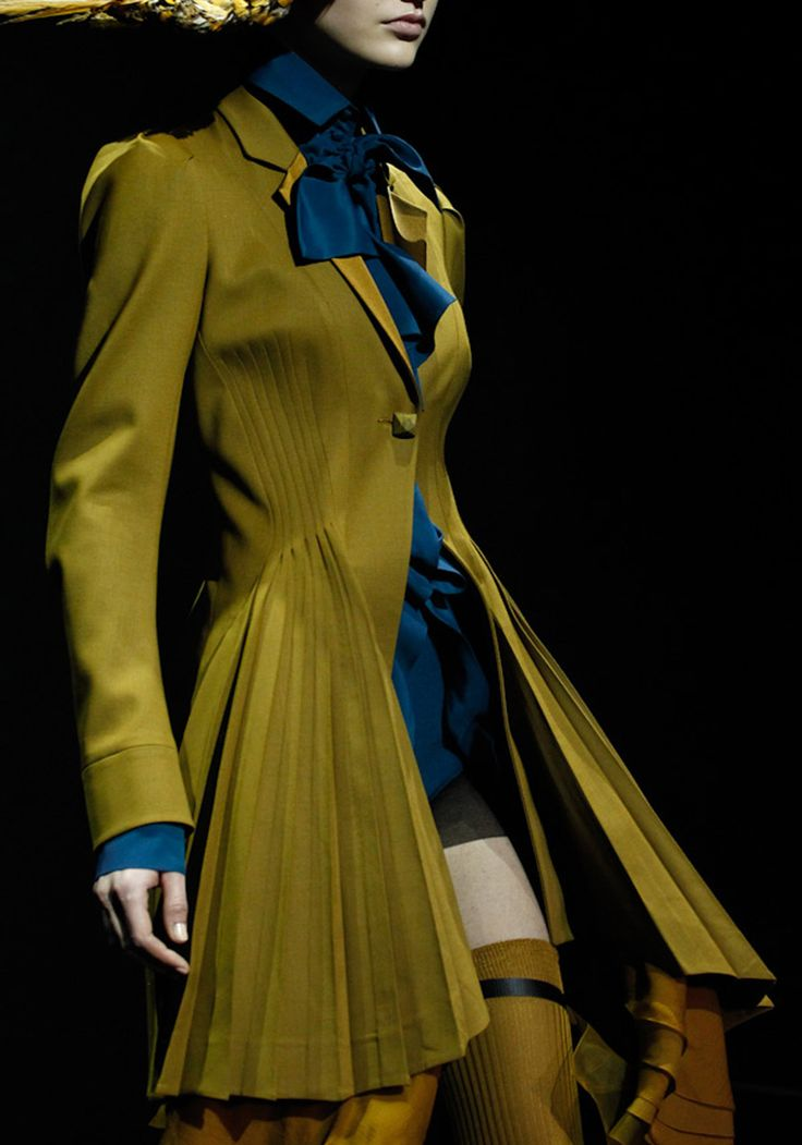 John Galliano Fall 2012: