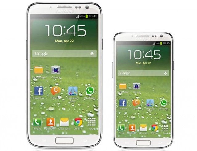Samsung Galaxy S4  or the Samsung galaxy S4 Mini  I like chrome, white or raspberry color.  I'd like to have a shield if it cracks when it falls.  Refurbished is fine. Mini preferred.