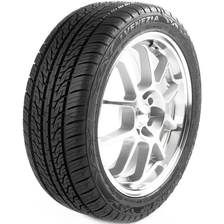American Venezia Crusade HP Performance Tire - 195/50R15 82V