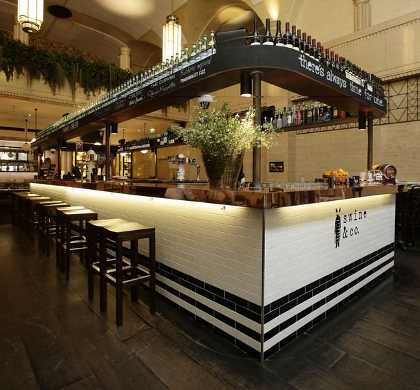 17 Best Ideas About Bar Counter Design On Pinterest: 17 Best Images About + Interior > F&B Bar Counter Service