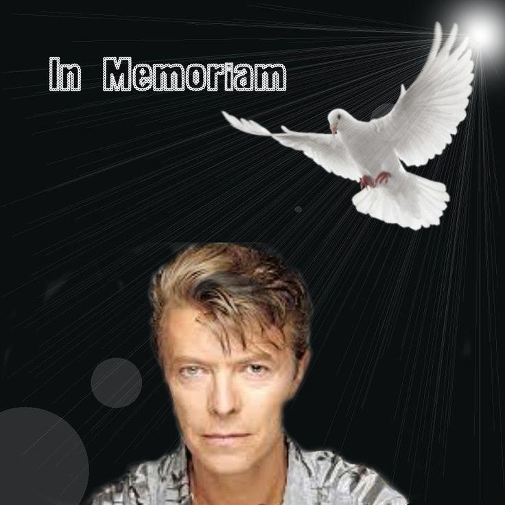 David Bowie-China Girl Was vandaag zijn verjaardag en 10 Januari 2016 was hij overleden.  Laat ook nog een aantal nummers zien van deze goede zanger. Bekende en minder be