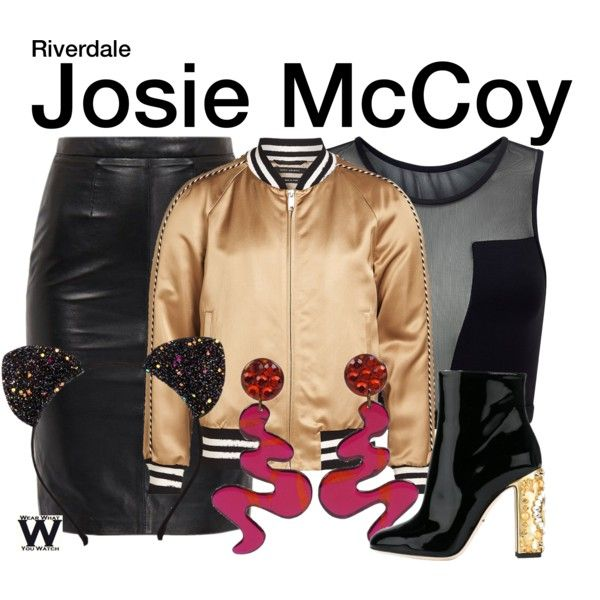stunning josie from riverdale outfits 19
