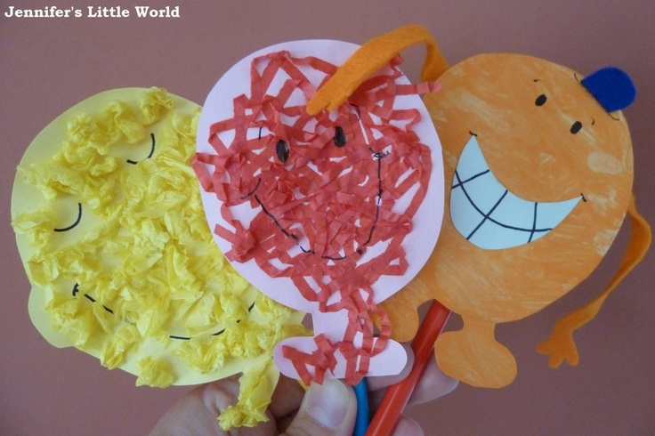 Jennifer's Little World: Our Mr Men Day - Mr Men games and activities