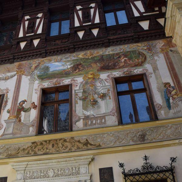 Le Château Peles de Sinaia, en Roumanie