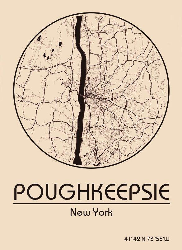 Poughkeepsie, New York - Vereinigte Staaten von Amerika / United States of America / USA