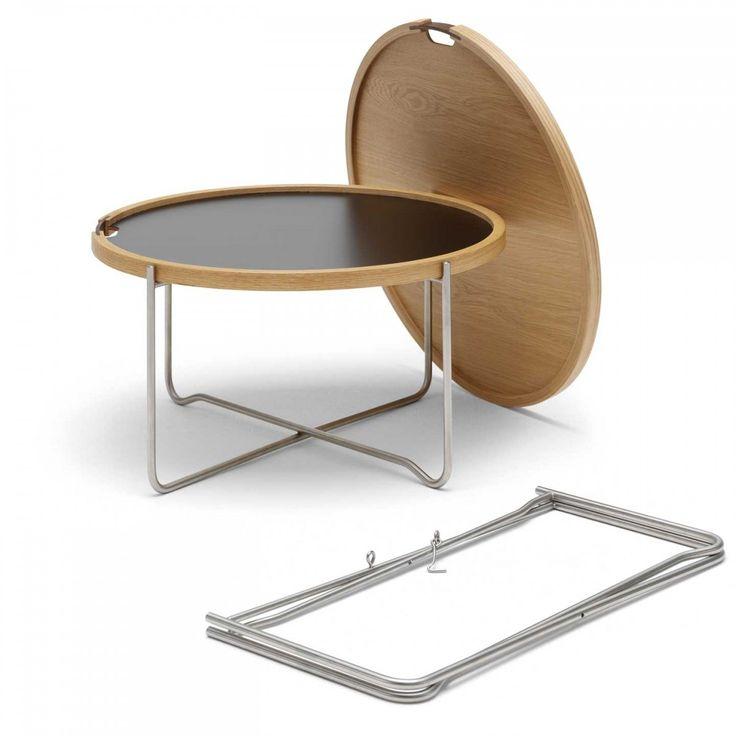 CH417 Tray Table Designer: Hans Wegner  Brand: Carl Hansen & Son