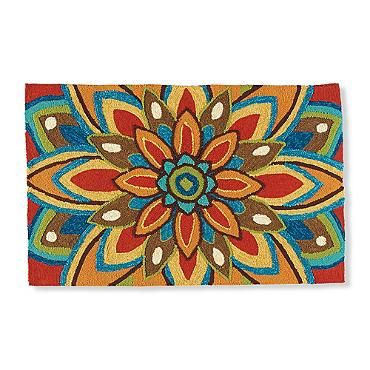 Fiesta Outdoor Mat
