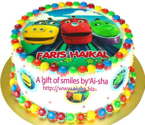 41 best Chuggington Birthday images on Pinterest Birthday party