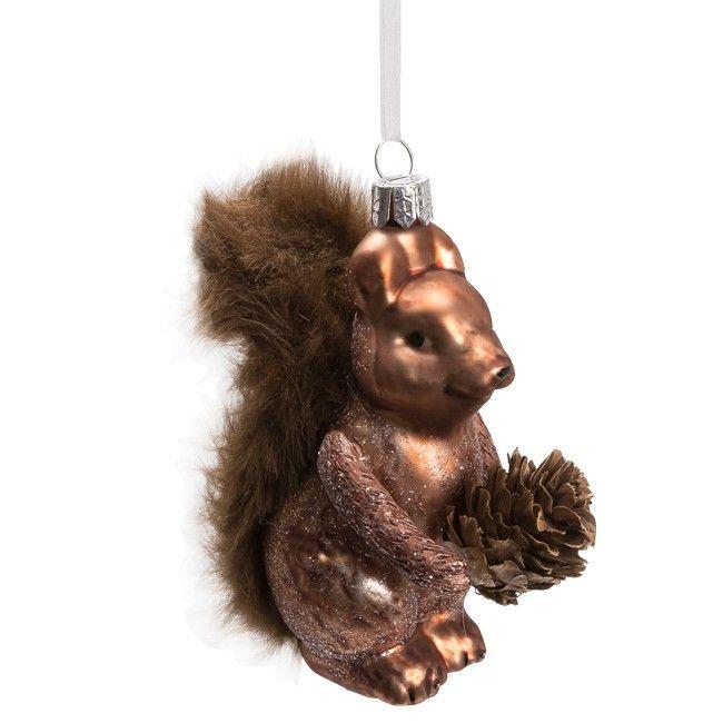 """Weihnachtsaufhänger Eichhörnchen """"Elara"""" - MonDecor"""