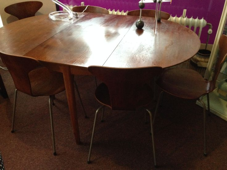 Cees braakman dining table for Pastoe
