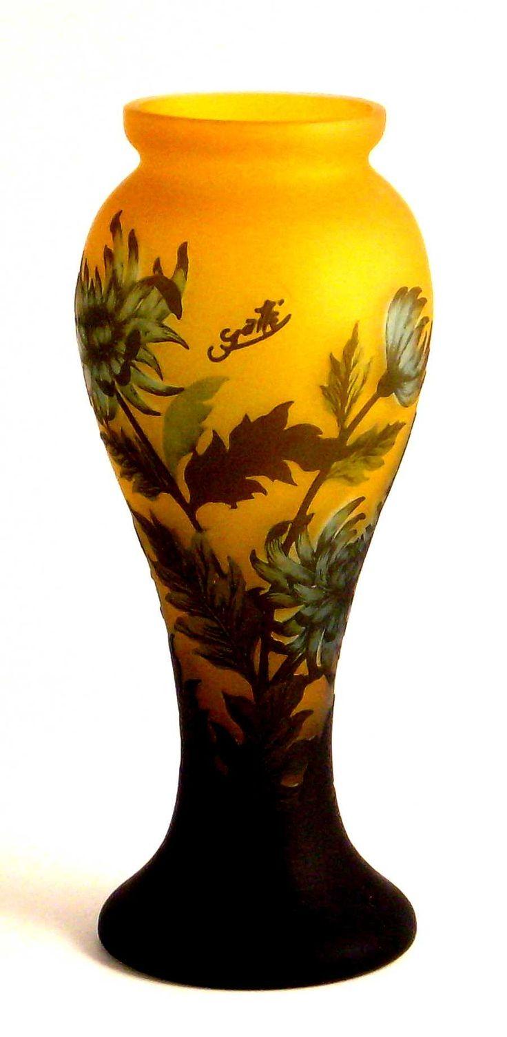 Art Nouveau : Emile Gallé