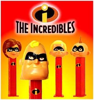 """Pez for Collectors * Bolo Bear, Stanley Cup Pez, Nici """"Jolly Mäh"""" Pez, Incredibles, ET, Ratatouille, Asterix Series, Barky Brown [SECURE ON-LINE ORDERING]"""