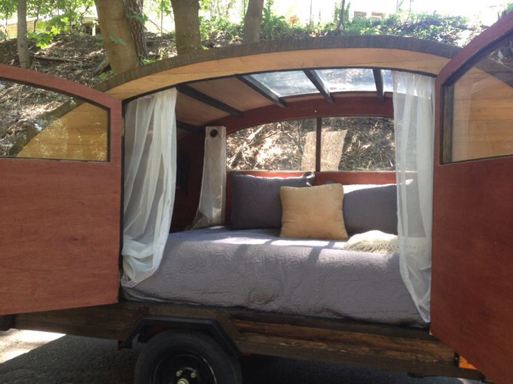 10 Best Our Custom Teardrop Trailer Images On Pinterest