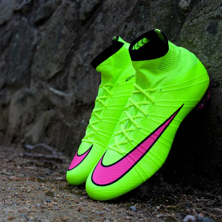 The Mercurial Superfly from Nike's Highlight Pack <3 <3 <3