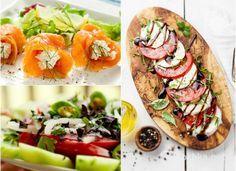 Быстрые рецепты: салаты на скорую руку