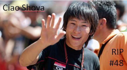 Shoya Tomizawa # 48