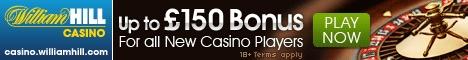 William Hill Casino Club Bonus | Casino Blazers - Your Bet. You Win.