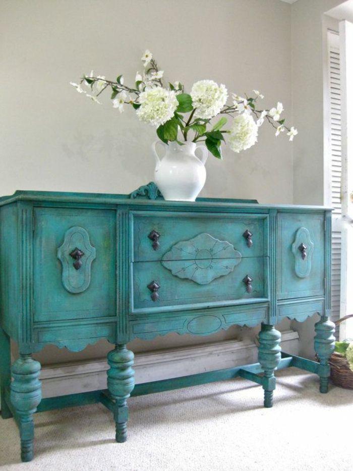 Comment repeindre un meuble une nouvelle apparence for Repeindre un buffet