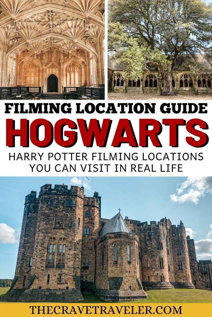 Hogwarts Filming Locations You Can Visit In Real Life Harry Potter Filming Locations Filming Locations Harry Potter Travel Bucket List