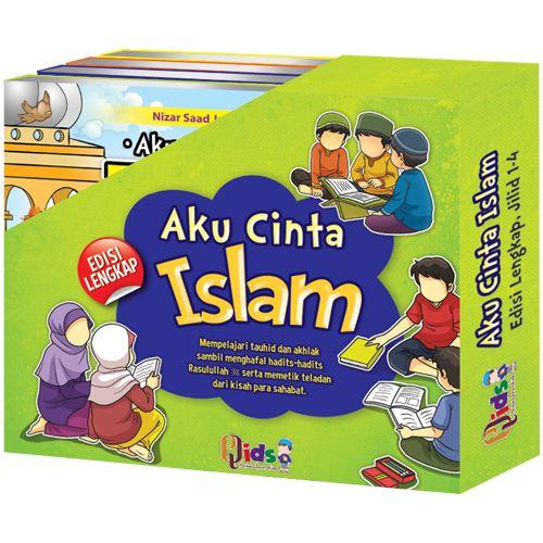 Aku Cinta Islam, Mempelajari tauhid dan akhlak sambil menghafal hadits-hadits Rasulullah صلى الله عليه وسلّم serta memetik teladan dari kisah para sahabat