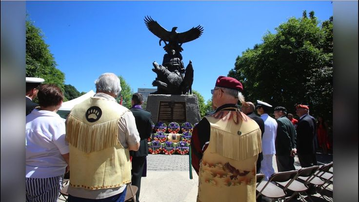 Aboriginal Veterans Day - November 8, 2016
