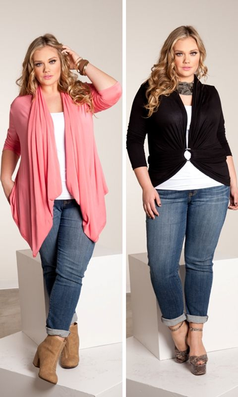 Life Styled Looks 8 & 9! Take the Eternity Wrap Cardigan from Day to Night