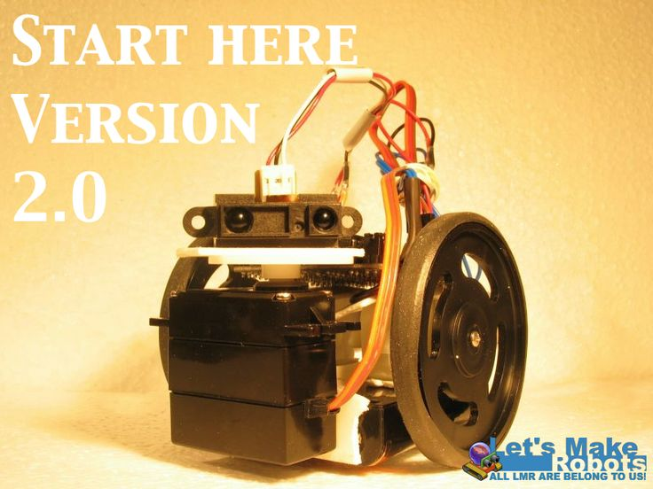 Ever wondered how to make a robot? Find out whether you're an advanced robot builder or just a novice.