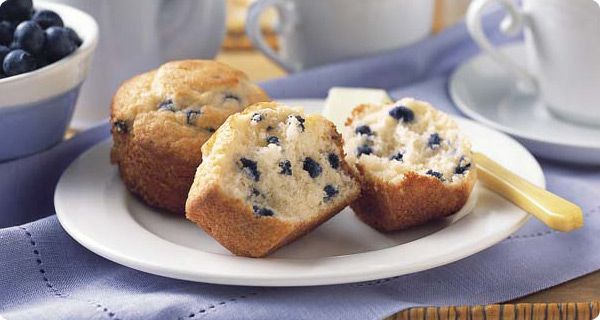 Don't have all the essentials for baking? Blueberry ...
