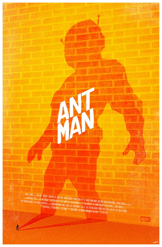 Ant Man by Doaly