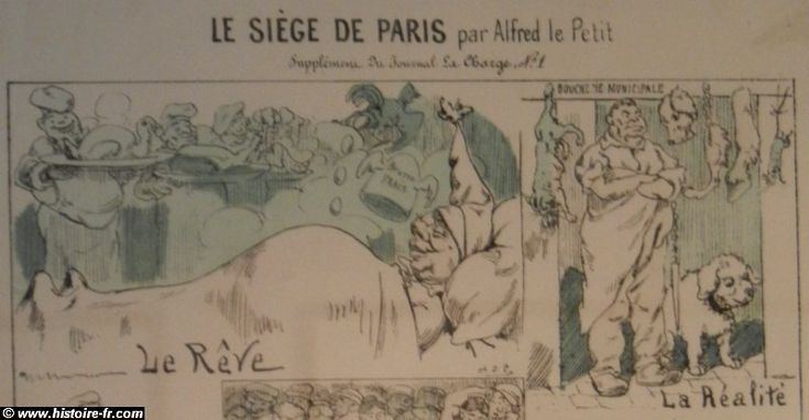 La guerre franco-prussienne sous la troisième république (septembre 1870 à janvier 1871)