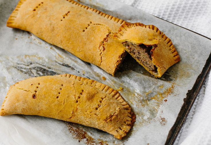Beef & Veggie Turnover | Changing Habits