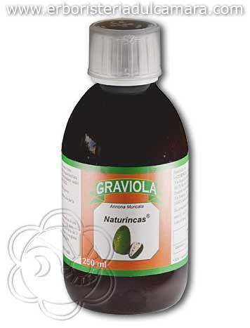 Estratto Liquido di Graviola da 250 ml