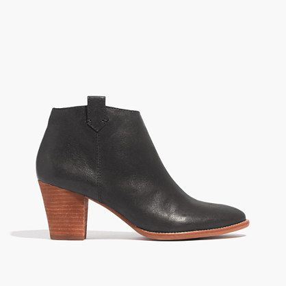 Madewell - The Billie Boot: