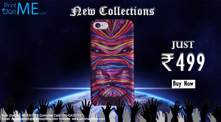 New Collection Of Lion Face Mobile Cover for iphones, Grab It in just @499