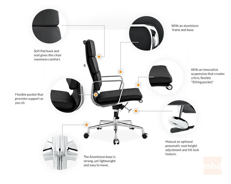 Time for office chairs! Have a close look at Manhattan home design's Eames soft pad replica. http://www.manhattanhomedesign.com/eames-aluminum-group-softpad-executive-office-chair.html #eamesofficechair #softpadchair #officechair #homeoffice